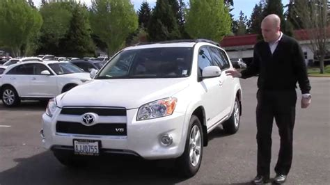 2012 toyota rav4 limited v6 2012 toyota rav4 v6 limited review a look at the