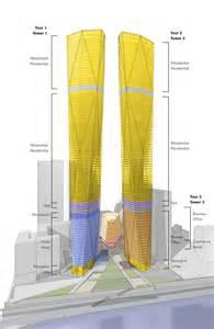 Twin Towers Floor Plans hermitage plaza la saga grand paris metropole
