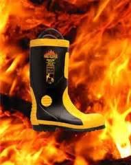 Sepatu Boot Pemadam Kebakaran harvik sepatu boot pemadam kebakaran