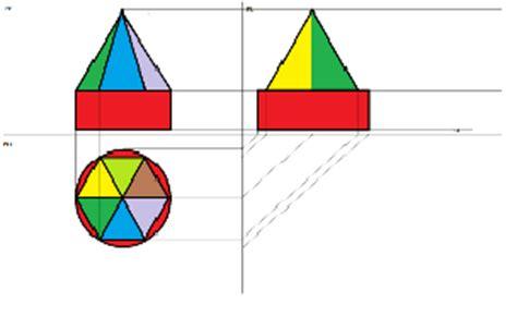 proiezioni ortogonali lettere tecnologia delle cose introduzione alle proiezioni ortogonali