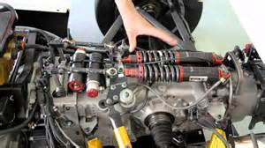 Race Car Shocks And Springs Asia Cup Series Engineers Of Racing Suspension Is
