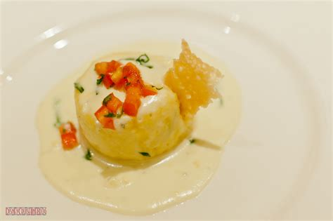 spinach and cheese souffle bigoven 160575 royal court dinner review the disney cruise line blog