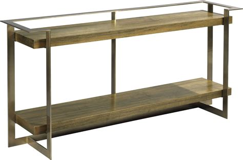 Quartz Console Table Ad Modern Organics Smokey Quartz Timothy Console Table From American Drew Coleman Furniture