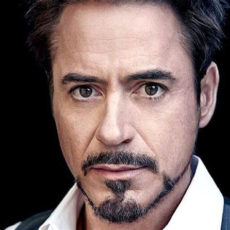 Tony Stark Beard Images