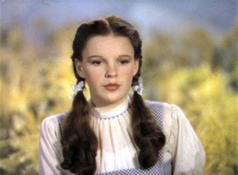 judy garland as dorothy wizard of oz for the return of the juvenile award the movie rat
