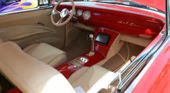 custom interior 57 chevy bel air search 1957