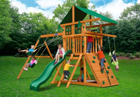 playnation swing set passage deluxe swing set play nation wnc