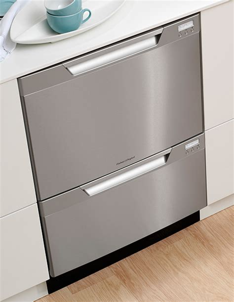 new dishdrawer by fisher paykel