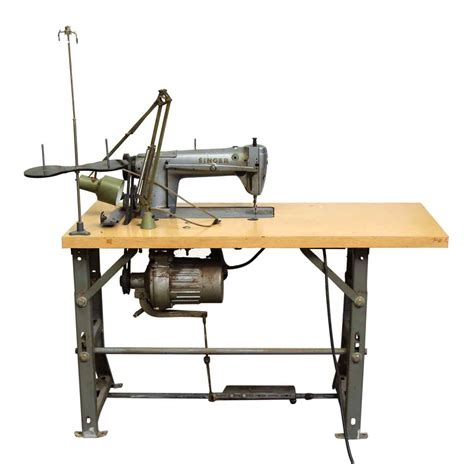 industrial sewing machine table singer commercial sewing machine table olde things