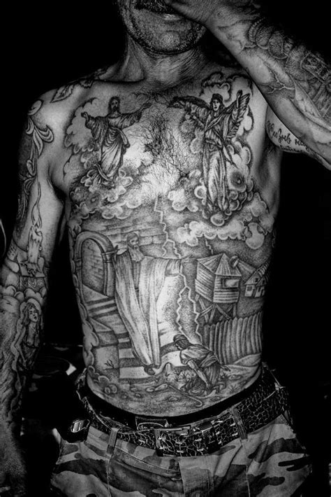 tatouage mafia ms13 yakuza costa nostra