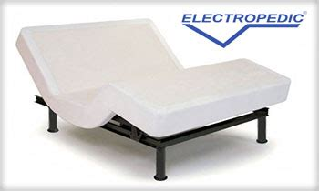 power adjustable bed frame adjustable beds electropedic best therapeutic comfort