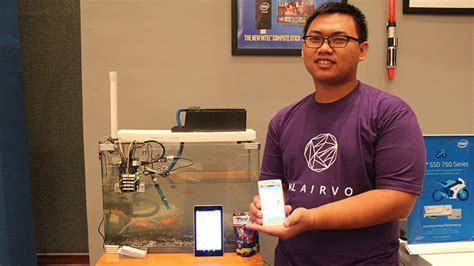 Alat Pemberi Makan Ikan smartqua alat pemberi makan ikan otomatis teknojurnal