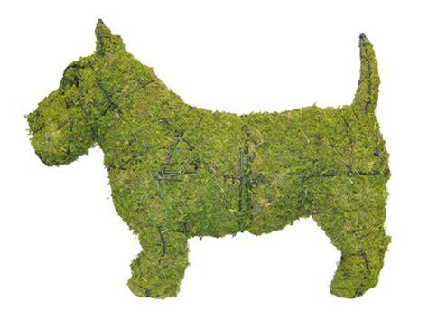 animal topiary frame scottie animal topiary frame