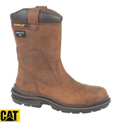 Caterpillar Boots Safety 37 cat olton rigger boots oltn