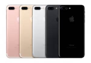 iphone 7 colors le differenze tra iphone 7 jet black e black iphone