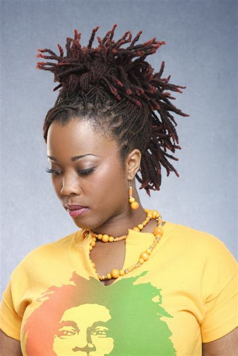 locs hairstyles for women loc hairstyles for women