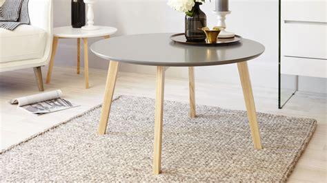 grey oak coffee table