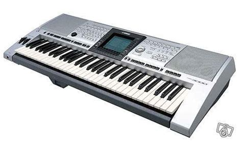 Keyboard Second Yamaha Psr 3000 yamaha psr 3000 image 37303 audiofanzine