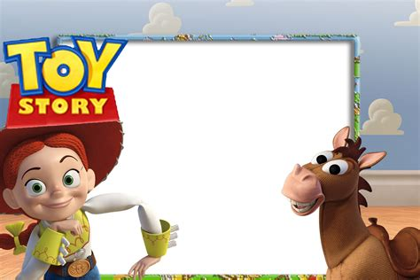 invitaciones de toy story jessie invitaciones de jessy la vaquerita para editar imagui