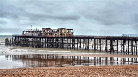 pier insurance seaside piers at risk from neglect channel 4 news