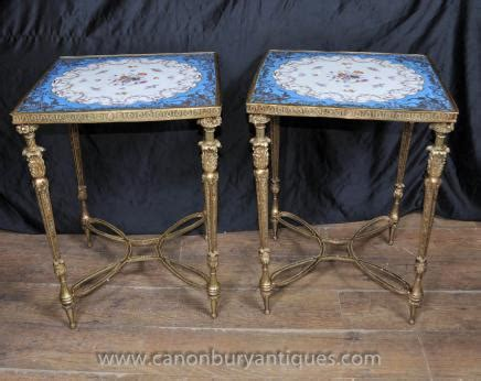 french empire crane side table bird cocktail tables ebay porcelain sevres dresden meissen chinese