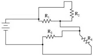 re drawing complex schematics series parallel