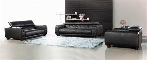 modern italian leather sofas modern black italian leather sofa set vg334 leather sofas
