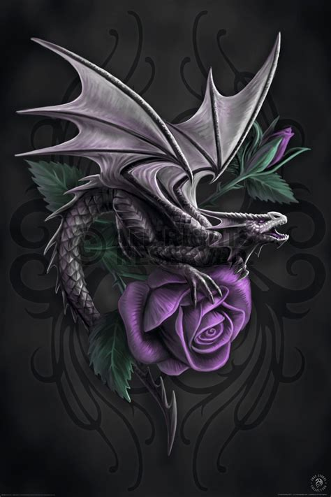 rose and dragon tattoos poster te koop bestel je poster je 3d filmposter