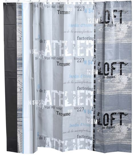 industrial shower curtain printed shower curtain industrial shower curtains by