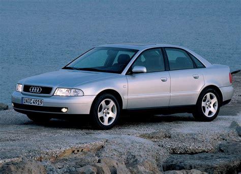 98 Audi A4 1998 Audi A4 B5