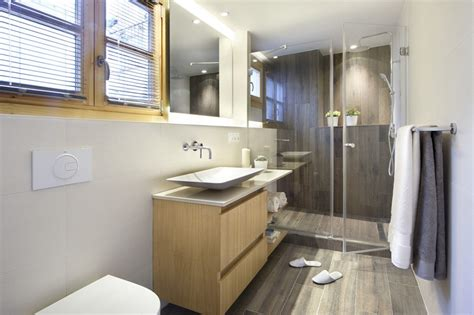 Remodeling Small Bathrooms Ideas Decoraci 243 N De Ba 241 Os Modernos