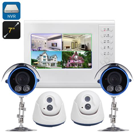 Nvr Kit 4 Channel 4 Ch 4ch 13mp Wireless Cctv wholesale 4 channel nvr kit 720p ip cameras from china