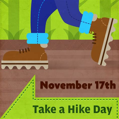 where to take a on day take a hike day fix