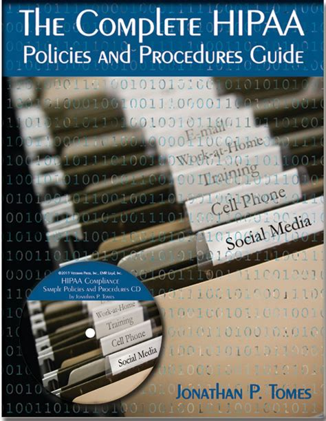 hipaa hitech policy templates hipaa policies and procedures templates updated with