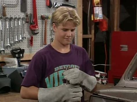 picture of zachery ty bryan in home improvement zachery