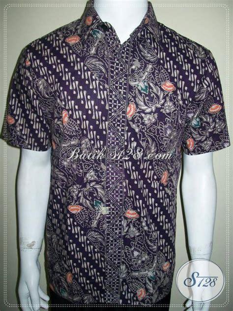 Kemeja Batik Pria Hl 244 gambar batik motif terbaru pekalongan