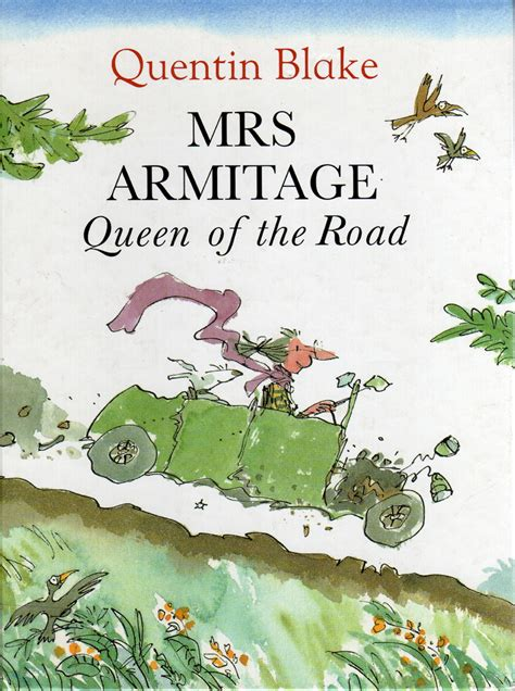 mrs armitage and the quentin blake the illustration watercooler