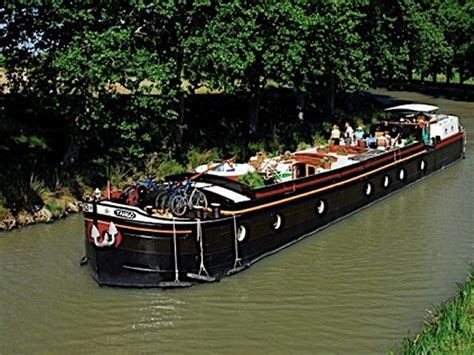canal boat rental france review canal du midi luxury hotel barge t cruise with hot tub