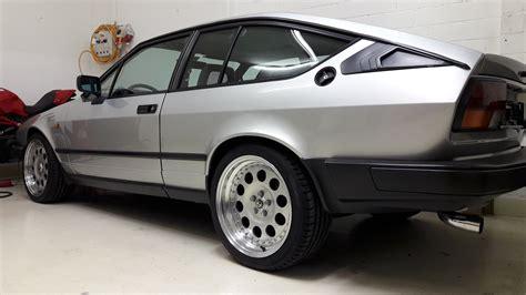 Alfa Romeo Gtv 6 by Alfa Romeo Gtv 6 2500 Zumac Wheels