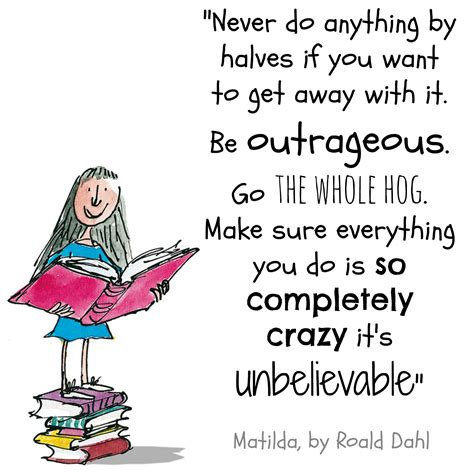 pictures of matilda the book matilda by roald dahl quotes quotesgram
