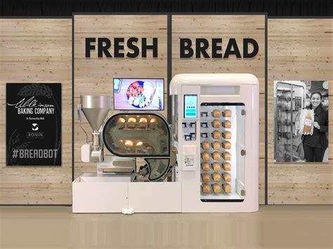 breadbot   toast    consumer electronics show food wine