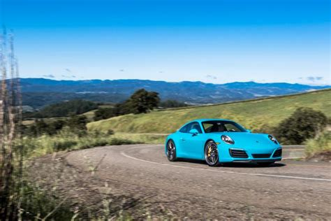 miami blue porsche wallpaper review 2017 porsche 911 ny daily