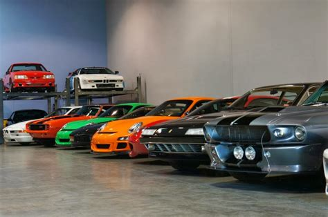 paul walker car collection who stole paul walker s car collection