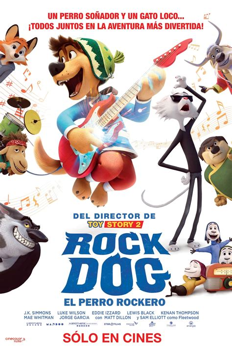 what movies are playing rock dog 2016 rock dog 2016 posters the movie database tmdb