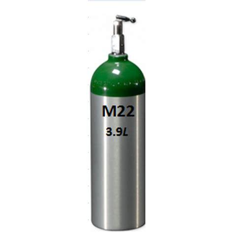 Jumbo D oxygen cylinder m22 jumbo d oxygen cylinders