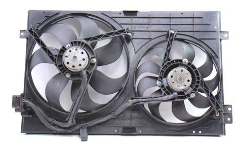 engine cooling fans shroud 99 05 vw jetta engine cooling fans shroud 99 05 vw jetta golf gti mk4 audi tt 1j0 121 207 j carparts4sale