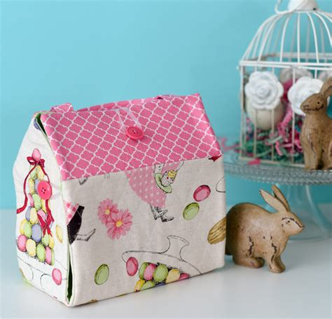 Hobby Lobby Home Decor Fabric by Diy Fabric Easter Basket Ideas The Seasoned Homemaker