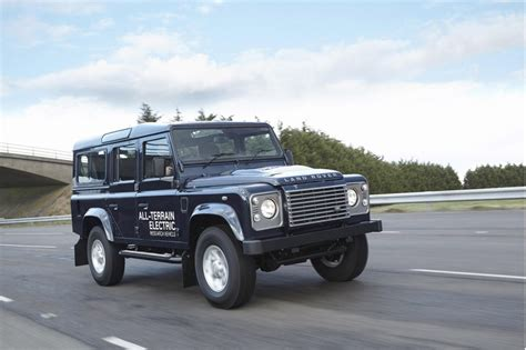 electric land 2013 land rover defender all terrain electric
