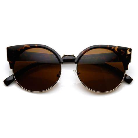 Half Frame Sunglasses aviator half frame sunglasses www tapdance org