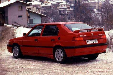 Alfa Romeo 33 by Alfa Romeo 33 1 3 Vl 1991 Parts Specs
